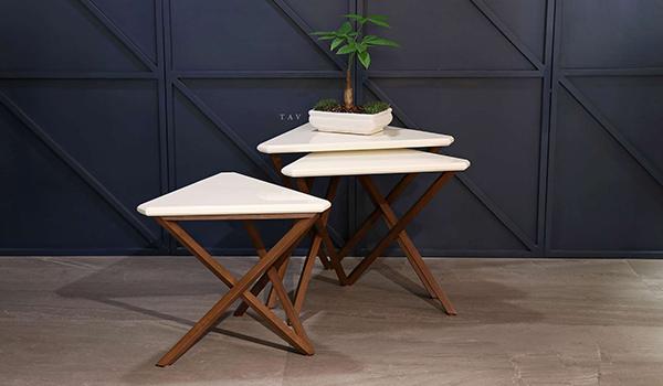 استاندارد های ویژه ای جهت طراحی میز های عسلی و جلو مبلی در نظر گرفته اند، چه می باشد ؟