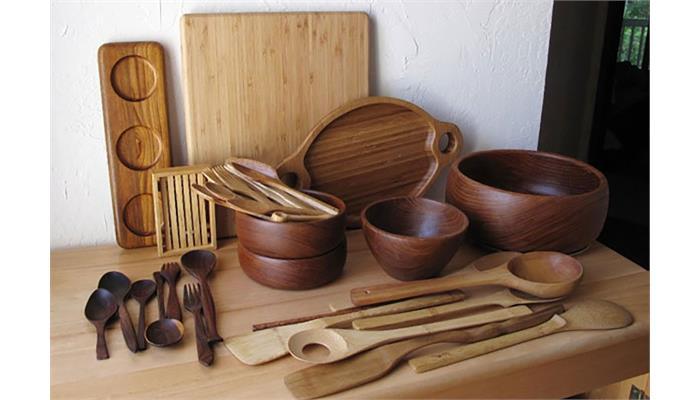 _ مزایای استفاده از ظروف چوبی ایرانی چیست؟ و چگونه می تواند بر قیمت آن تاثیر گذار باشد؟