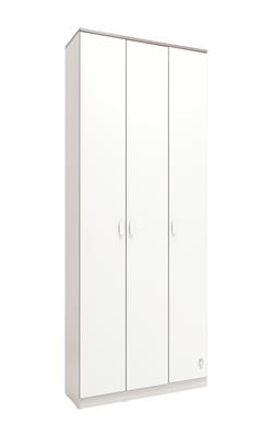 White Chocolate Large Wardrobe  / کمد سه درب وایت چاکلت